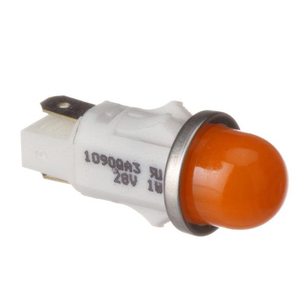 Insinger DE9-109 Ind Lamp, Amber Main Image 1