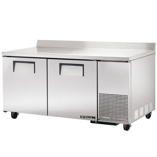 "True TWT-67 67"" Deep Work Top Refrigerator"