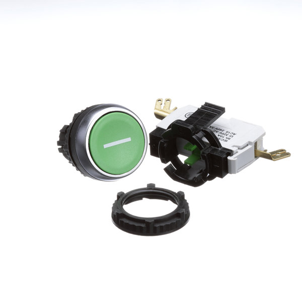 Robot Coupe 500322 Push Button / Green
