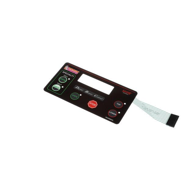 Bunn 38876.0016 Membrane Switch