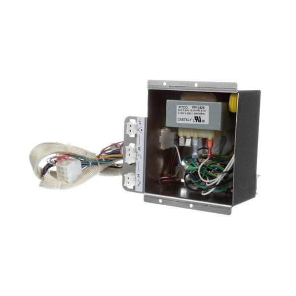 Pitco B2919001-C Control Box Assy