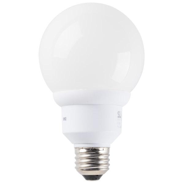 Mini Lynx 9 Watt (40 Watt Equivalent) Compact Fluorescent Globe Light Bulb - 120V (G25 CFL)