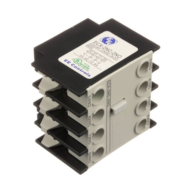 Insinger DE1-120 Auxiliary Contactor Main Image 1