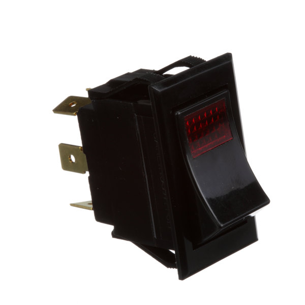 Garland / US Range 1872404 Power Switch - Red - 250v.
