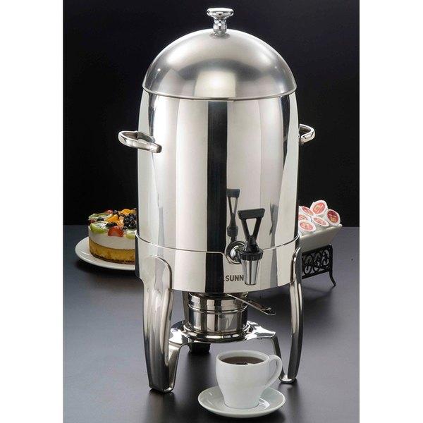 American Metalcraft Allegro ALLEGCU2 3 Gallon Coffee Chafer Urn Main Image 1