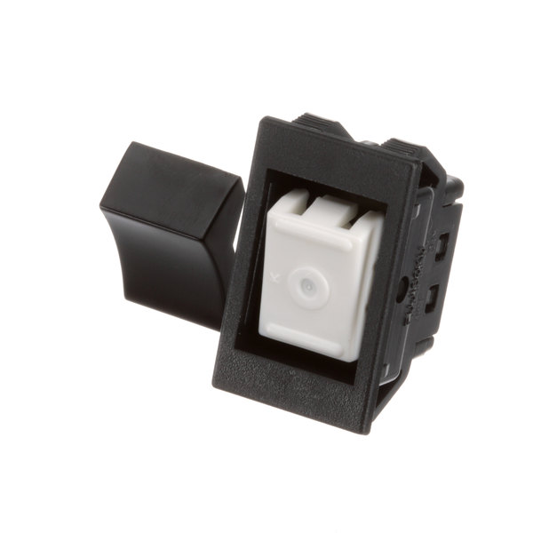 Hoshizaki 421490-01 Rocker Switch With Blk Cover