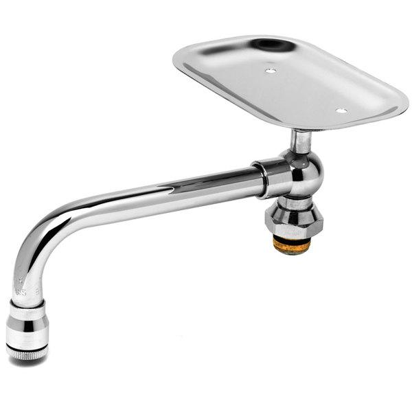 """T&S 160X 6"""" Soap Dish Nozzle Main Image 1"""