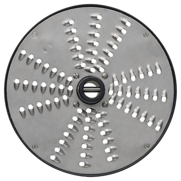 """Hobart 3SHRED-1/16-SS 1/16"""" Stainless Steel Shredder Plate Main Image 1"""