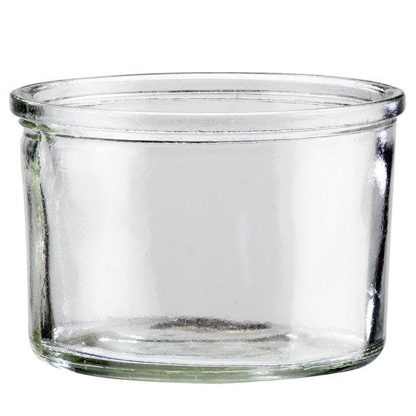 Cal-Mil 1851-5JAR Replacement 32 oz. Large Glass Mixology Jar
