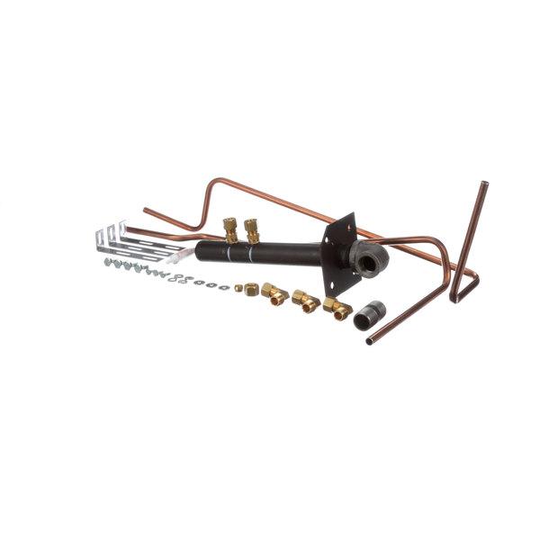 Garland / US Range 4529900 Kit-Flex-To-Hard Tube Manif Up-4 Main Image 1