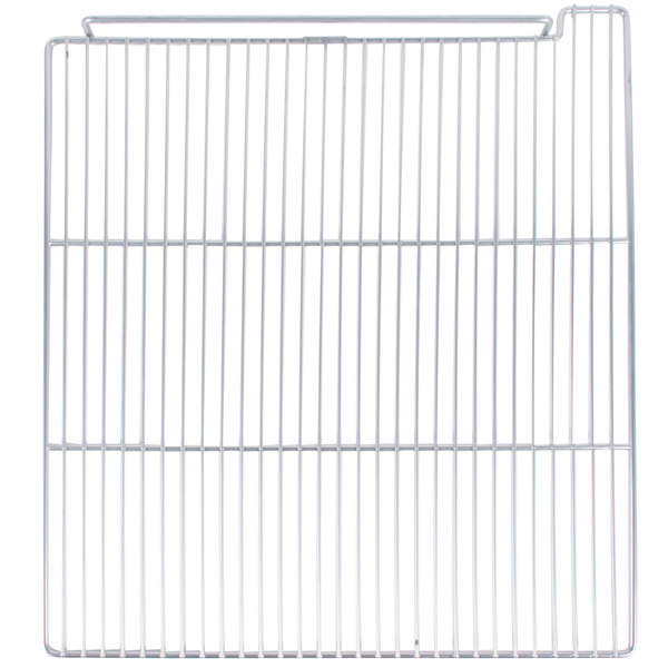 "Delfield AS3978277 Left Section Wire Shelf - 26 1/2"" x 23"""