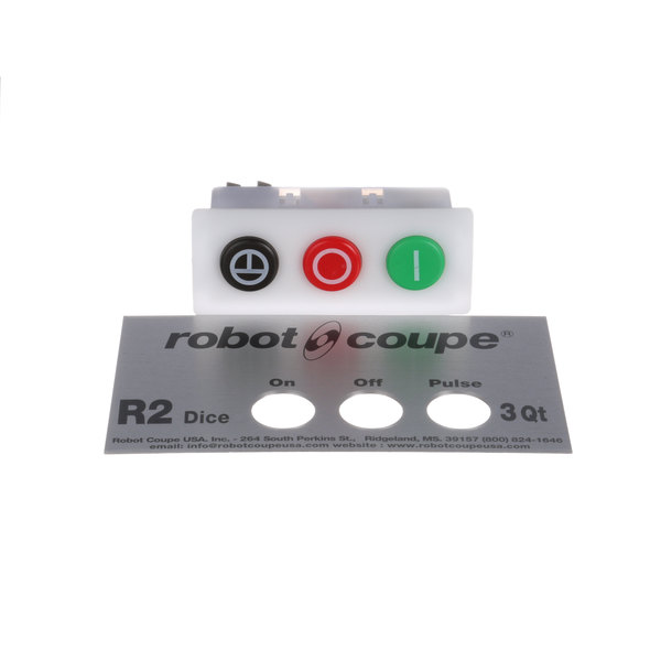 Robot Coupe 39209 On/Off Switch Assy