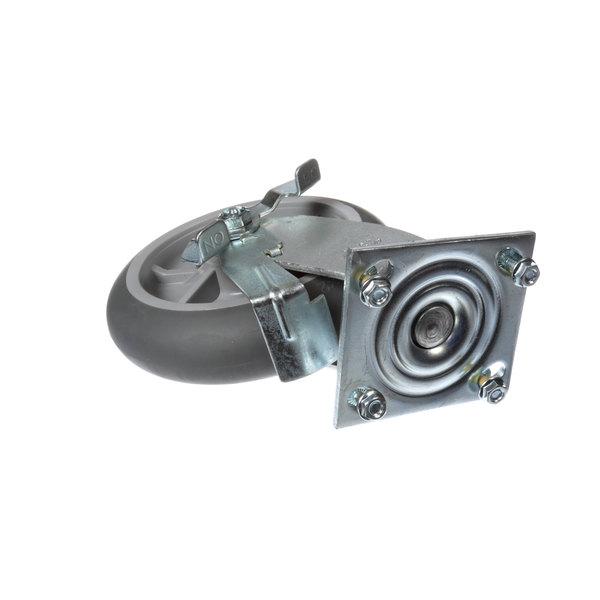 Lockwood CAS-82HT-S-B Caster W/Brake Main Image 1