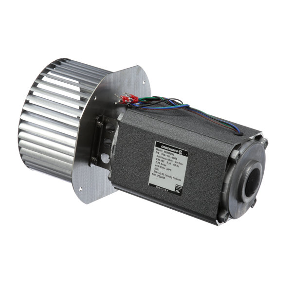 Ovention R02.12.128.00 Blower Motor Kit (1718) Main Image 1