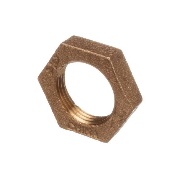 "Champion 100156 Locknut, 3/4"" Brass Main Image 1"