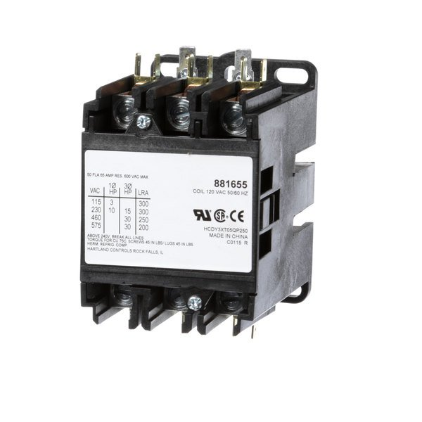 Vulcan 00-881655 50a Contactor Main Image 1