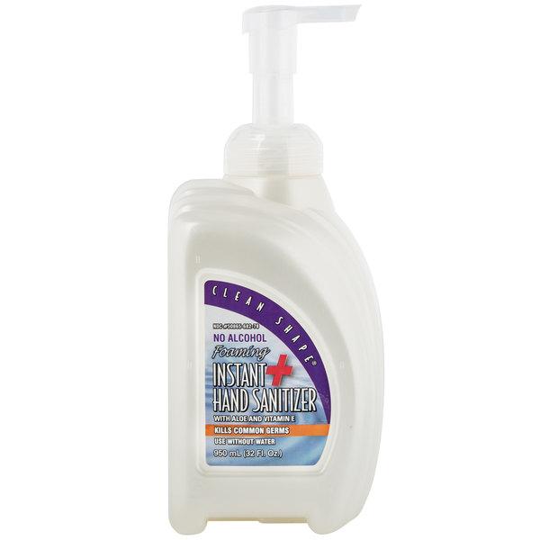 Kutol 68278 950 mL Foaming Instant Hand Sanitizer Bottle - 8/Case