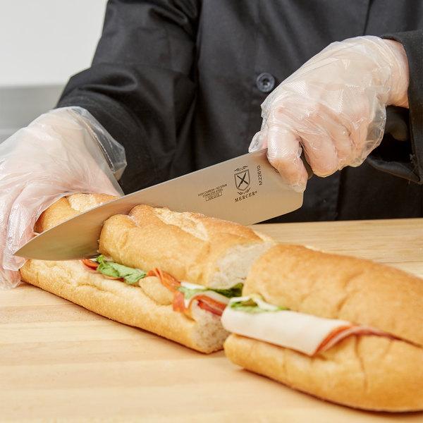 "Mercer Culinary M22610 Millennia® 10"" Chef Knife Main Image 2"