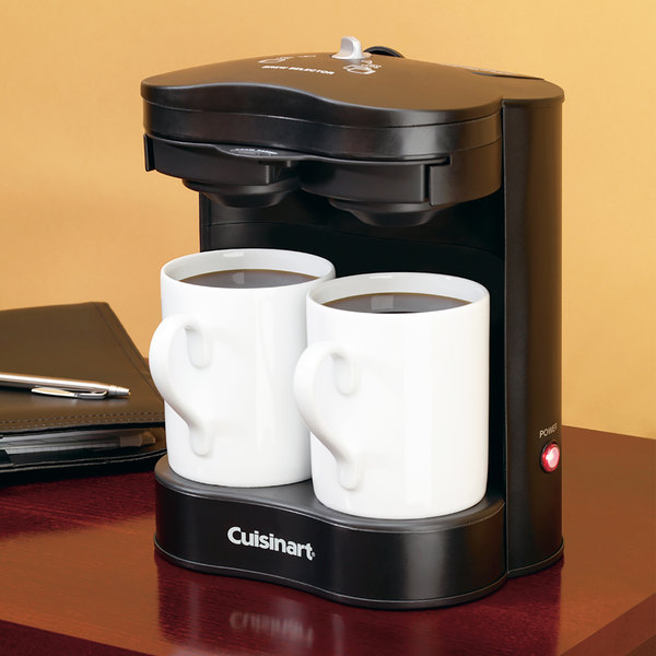 Conair Cuisinart Wcm11 2 Cup Coffee Maker Black Finish