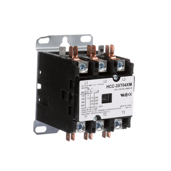 Southbend 9349-120 Contactor 50 Amp Main Image 1