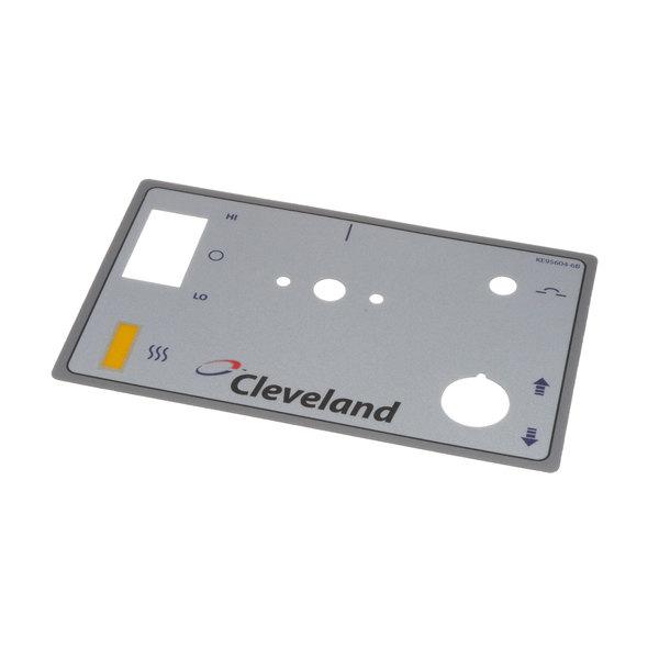 Cleveland KE95604-6 Label;Dual Firing Pt Sglt1