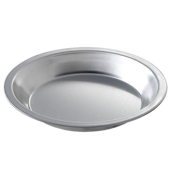 """Chicago Metallic 41509 Aluminum 8"""" x 1 5/32"""" Customizable Pie Pan - 144/Case"""