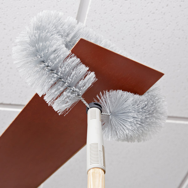 Carlisle 36340100 Gray Wall Ceiling Fan Duster Brush