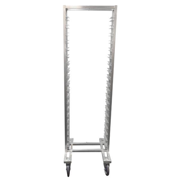 Channel LPNB-10 10 Pan End Load Lo Profile Nesting Bun / Sheet Pan Rack - Assembled Main Image 1