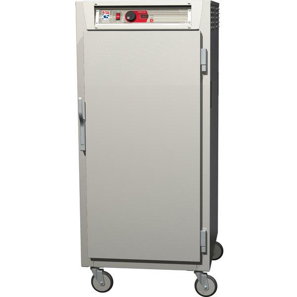 Metro C587-NFS-U C5 8 Series Reach-In Heated Holding Cabinet - Solid Door Main Image 1