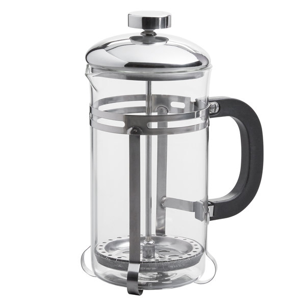 20 oz Glass//Stainless Steel French Coffee Press Free Shipping USA Only
