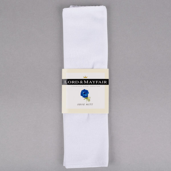 White Shoe Mitt - 100/Case