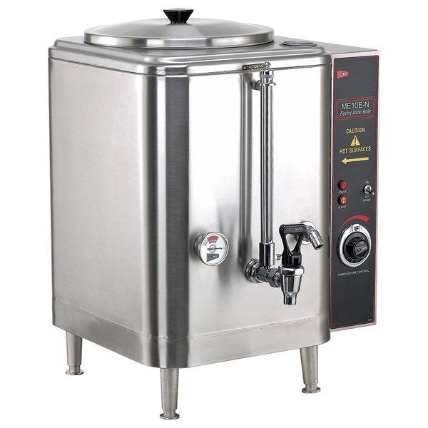 Cecilware ME10EN 10 Gallon Hot Water Boiler - 240V, 3 Phase Main Image 1