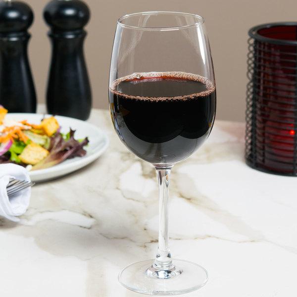 Arcoroc P0777 Excalibur Breeze 15.75 oz. Wine Glass by Arc Cardinal - 24/Case Main Image 2