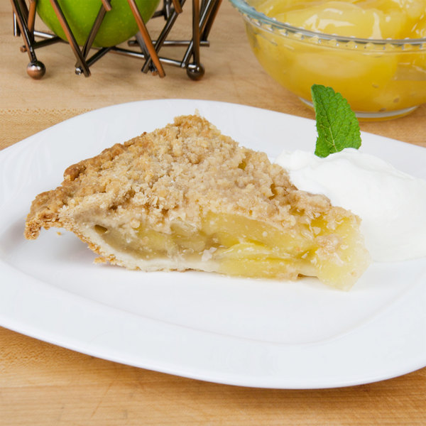 Lucky Leaf #10 Can Non-GMO Apple Pie Filling