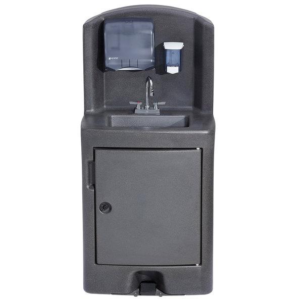 Crown Verity PHS-5 Single Bowl Portable Hand Sink