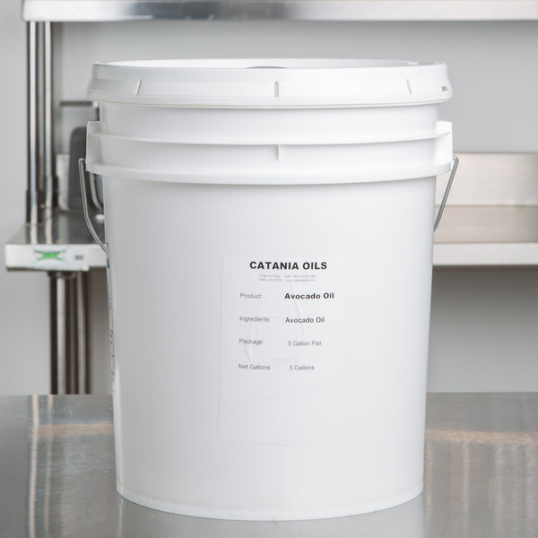 100% Pure Avocado Oil - 50 lb. Pail