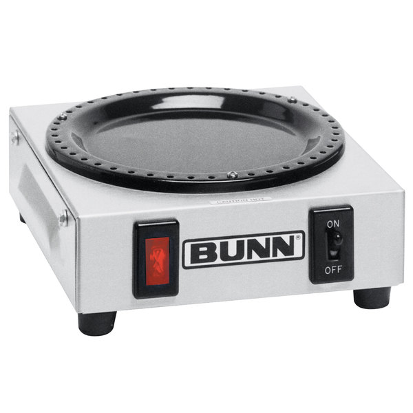 Bunn 06450.0004 WX1 Single Burner Coffee Warmer