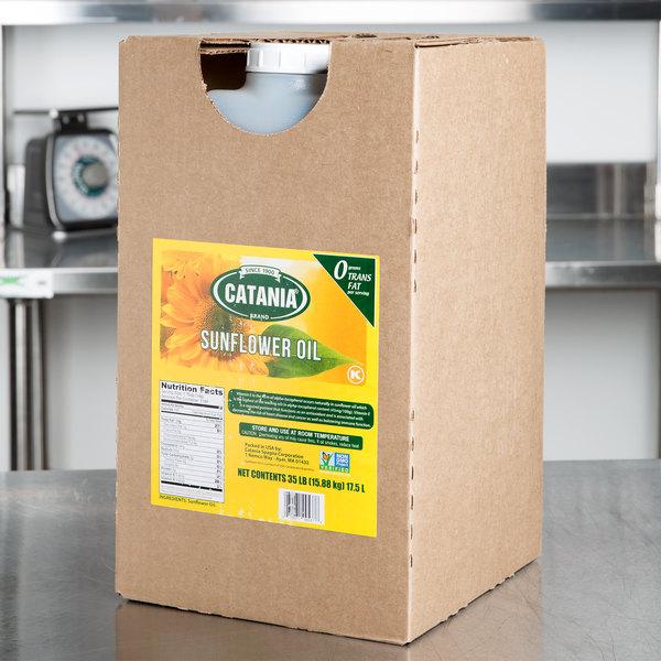 Non-GMO Sunflower Oil - 35 lb.