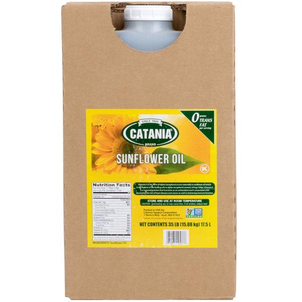100% Non-GMO Sunflower Oil - 35 Ib