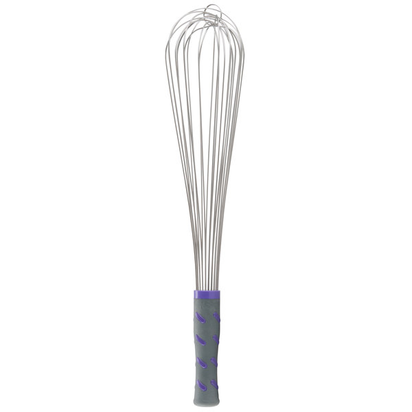 """Vollrath 47005 Jacob's Pride 16"""" Piano Whip/Whisk with Nylon Handle"""