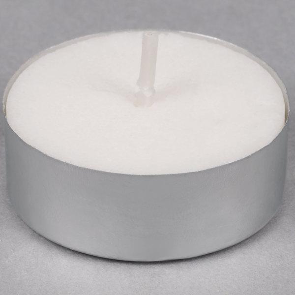 Sterno Products 5 Hour Saf-T-Lite Votive / Tea Light Candle - 500/Case