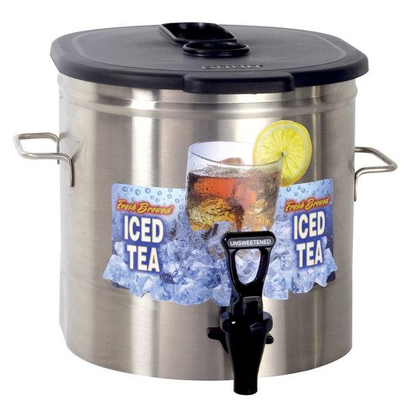 Bunn 37100.0000 TDO-3.5 3.5 Gallon Low Profile Iced Tea Dispenser