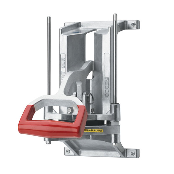 Vollrath 15024 Redco InstaCut 3.5 12 Section Fruit and Vegetable Wedger - Wall Mount