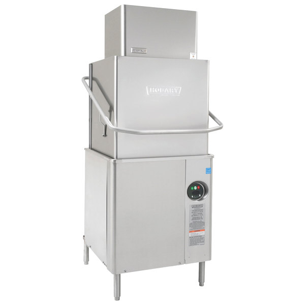 Hobart AM15VL Advansys Ventless High Temperature Dishwasher with Booster Heater - 208-240V, 1 Phase Main Image 1