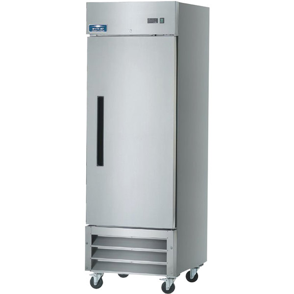 "Arctic Air AF23 26 3/4"" One Section Reach-In Freezer - 23 cu. ft."
