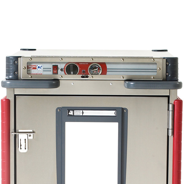 Metro C5T-CORR-9D Correctional Package for Metro T Series Dual Cavity Holding Cabinets Main Image 1