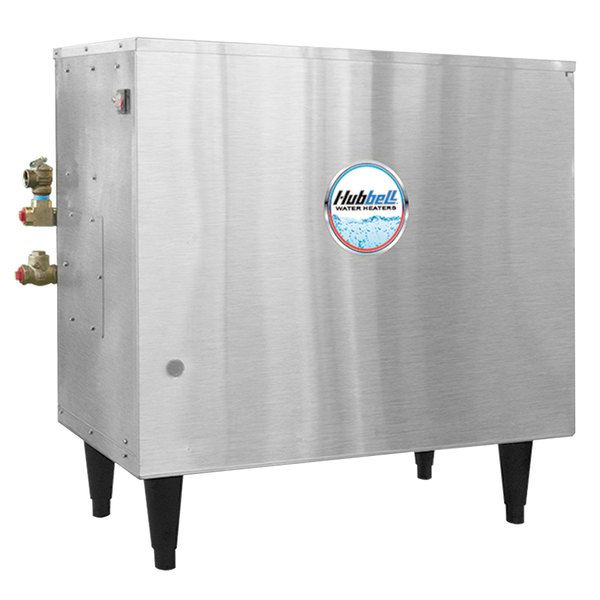 Hubbell PT125 Natural Gas Tankless Booster Heater - 125,000 BTU