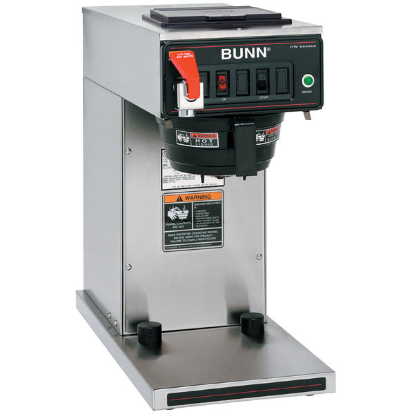 Bunn 12950.0360 CWTF15-TC Automatic Thermal Carafe Coffee Brewer - 120V Main Image 1