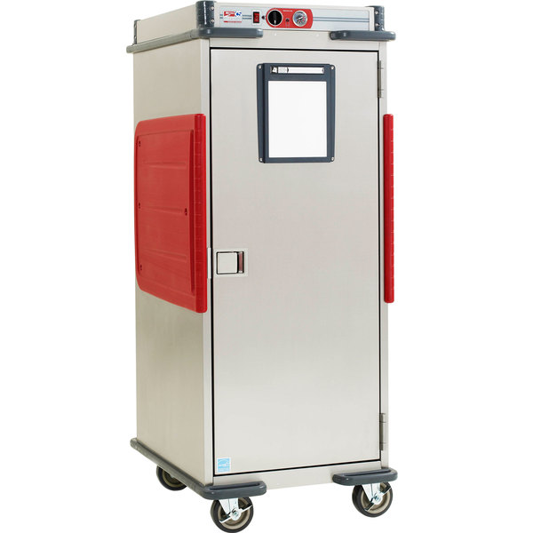 Metro C5T9-ASL C5 T-Series Transport Armour Full Size Heavy Duty Heated Holding Cabinet with Analog Controls 120V