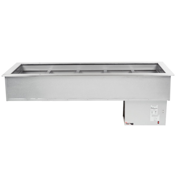APW Wyott CW-6 6 Pan Drop In Refrigerated Cold Food Well 115V